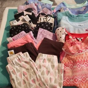 Lot of childrens clothes